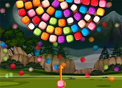 Bubble Shooter: Candy Wheel