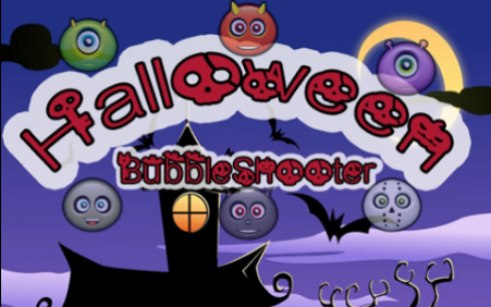 Halloween Bubble Shooter 2