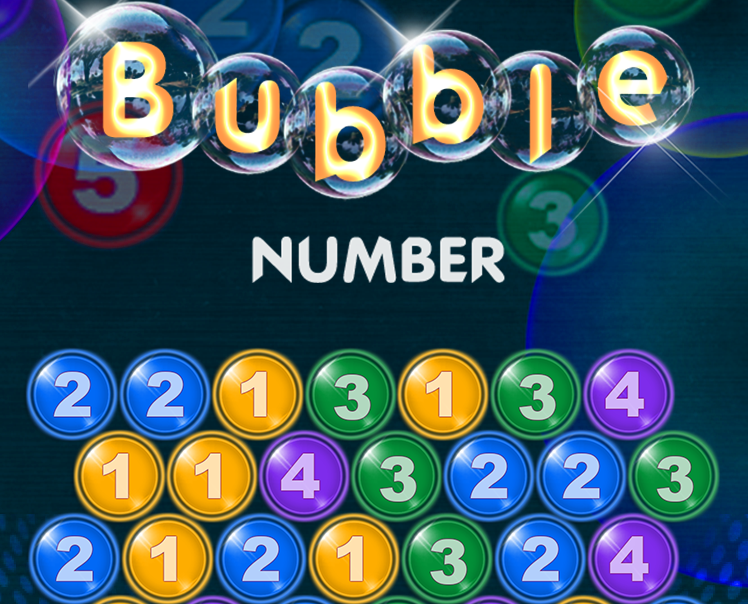 Bubble Number